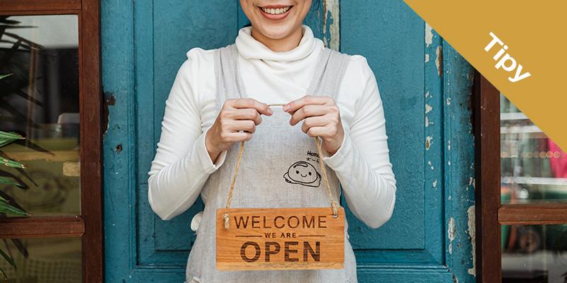 Ako si správne otvoriť obchod