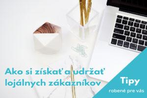 Ako si získať a udržať lojálnych zákazníkov: zákaznícke stratégie, ktoré fungujú! - Blog ROBENE.SK